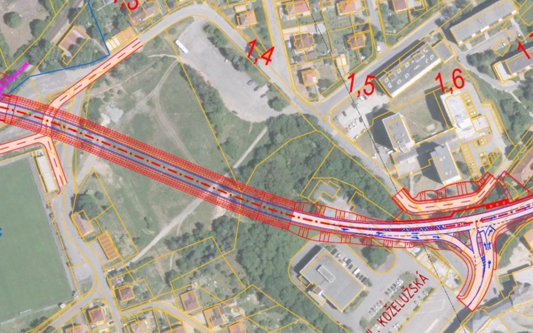 Nejvyšší tunel Evropy v Borovině a zánik křižovatky