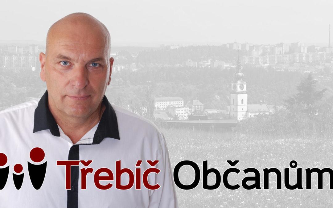 Milan Dočekal: Chcete skutečný obchvat Třebíče? Volte Třebíč Občanům!
